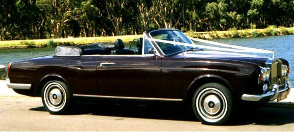 1973 Rolls Royce Corniche