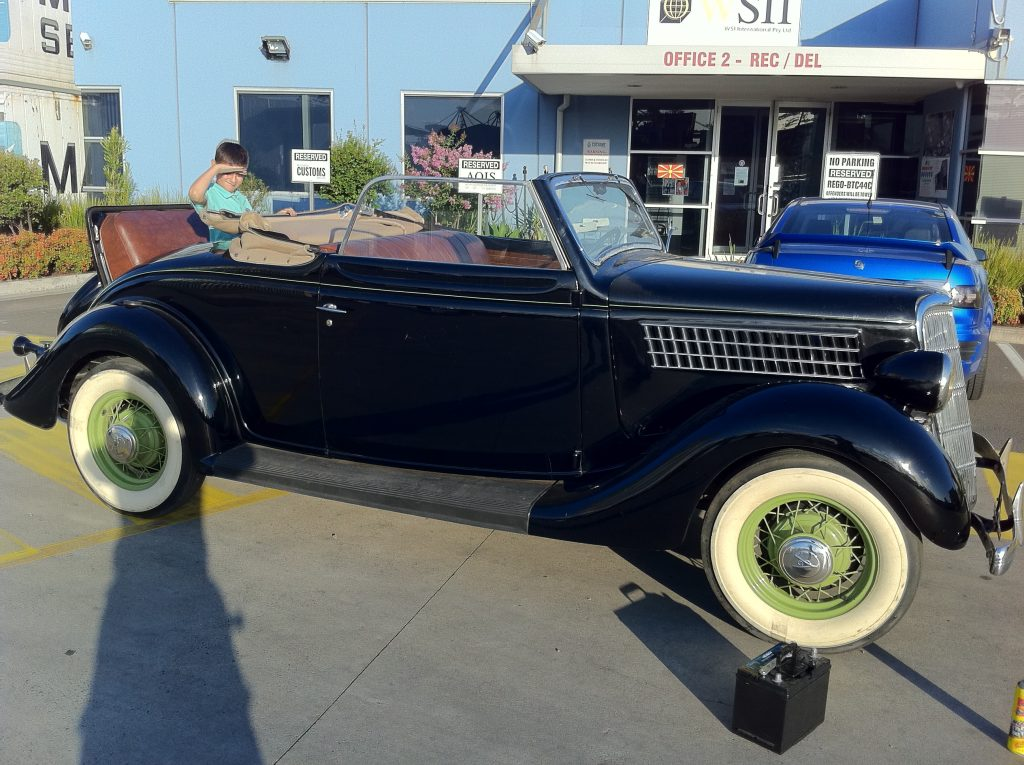 35 ford cabriolet