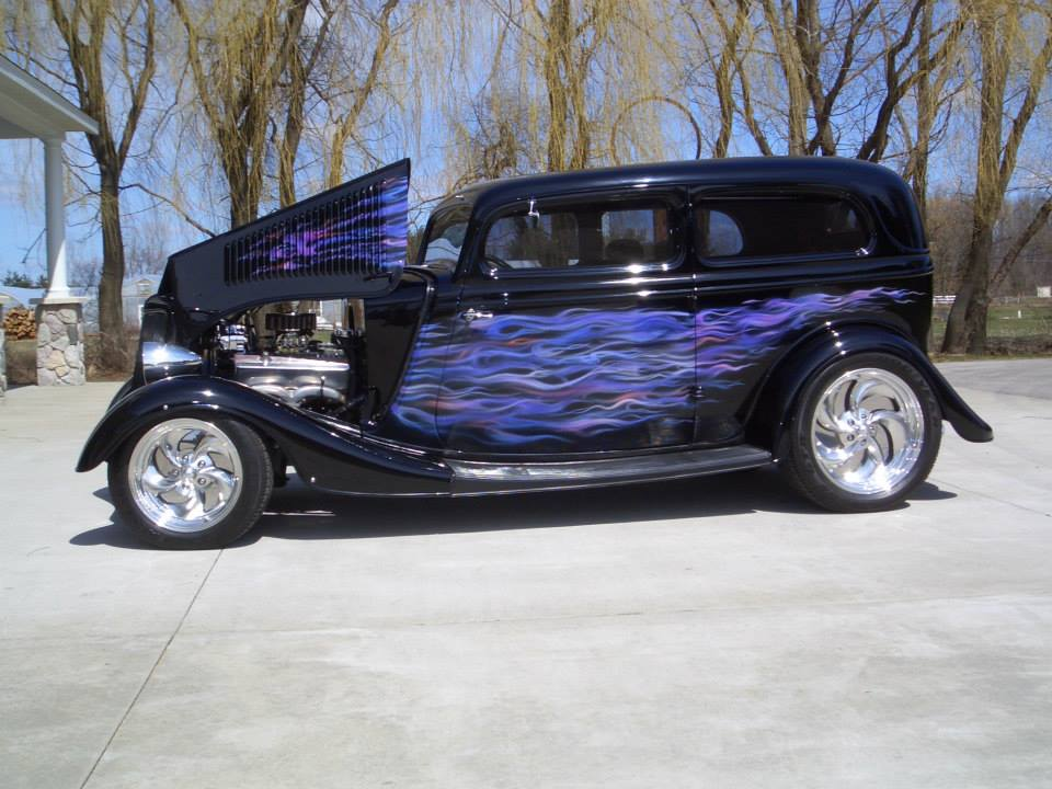 1934 Ford Tudor Street Rod